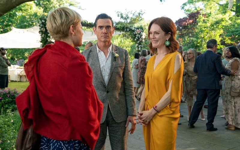 """Michelle Williams, Billy Crudup and Julianne Moore in """"After The Wedding"""""""