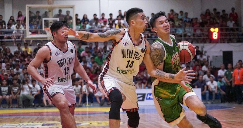 MPBL: Pasig sizzles anew; Bataan, Pampanga win