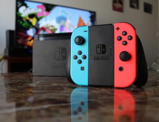 Nintendo Switch pixabay photo