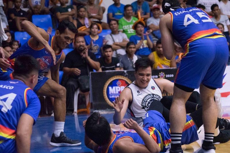 MPBL: Caloocan, Makati sustain streak