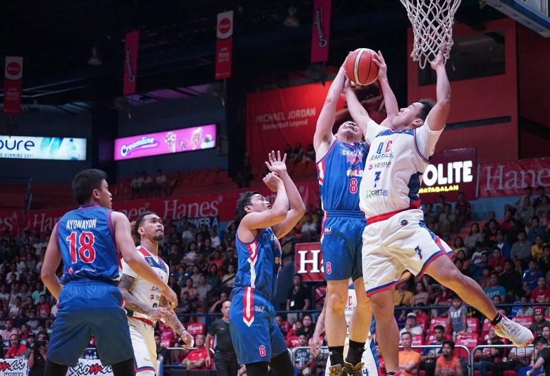 MPBL: Knights stay perfect; Pasay, Nueva Ecija win