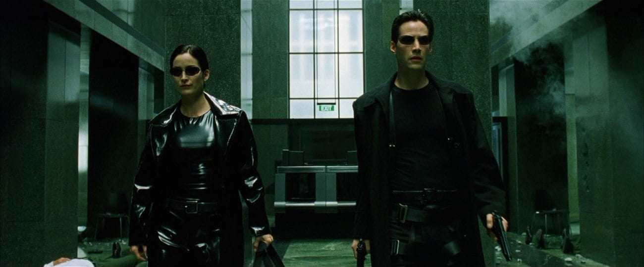 Keanu Reeves, Carrie-Anne Moss Developing 'The Matrix' Follow-Up With Lana Wachowski