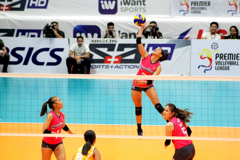 PVL: Cool Smashers crush Red Spikers for 3rd win