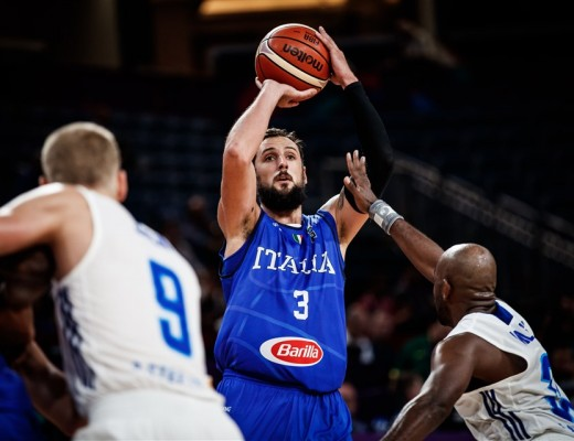 Danilo Gallinari of Italy (FIBA.com photo)