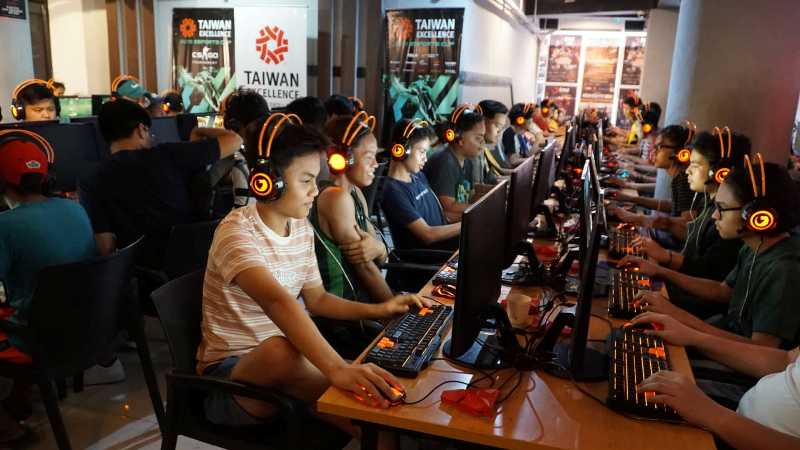 Experience the thrill of gaming at the Taiwan Excellence 2019 Esports Cup Finals