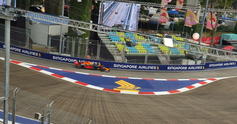 Formula 1 Singapore Airlines Grand Prix 2019 (photo by Brian Yalung)