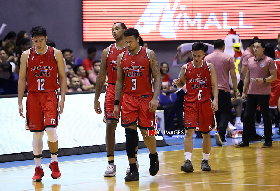 Terrific 12 to aid in Blackwater's hopes to continue making history
