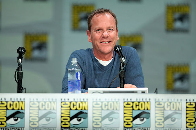 Kiefer Sutherland to Star as President Roosevelt in 'The First Lady for Showtime