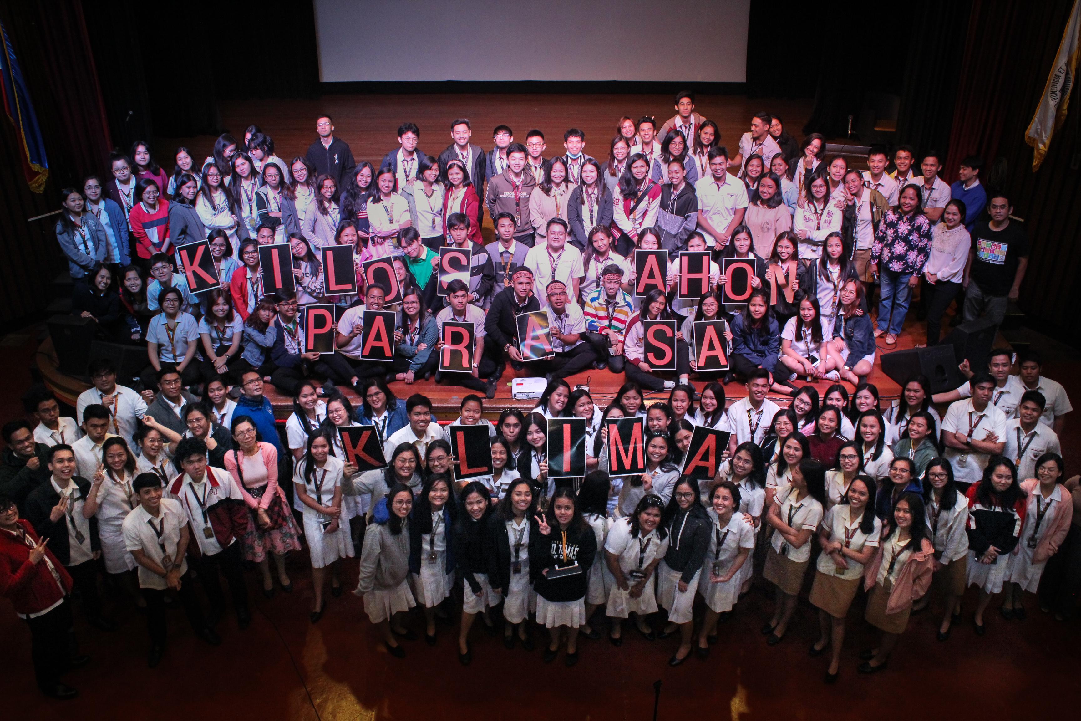 Campus-led events mark end of #GlobalClimateStrike week