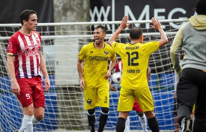 Philam Life 7s Football League Season 4 Match Day 1