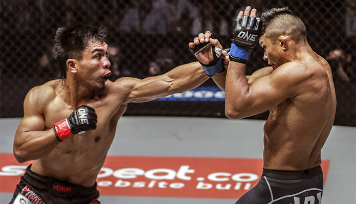 ONE Championship: Belingon eyes KO win against Fernandes