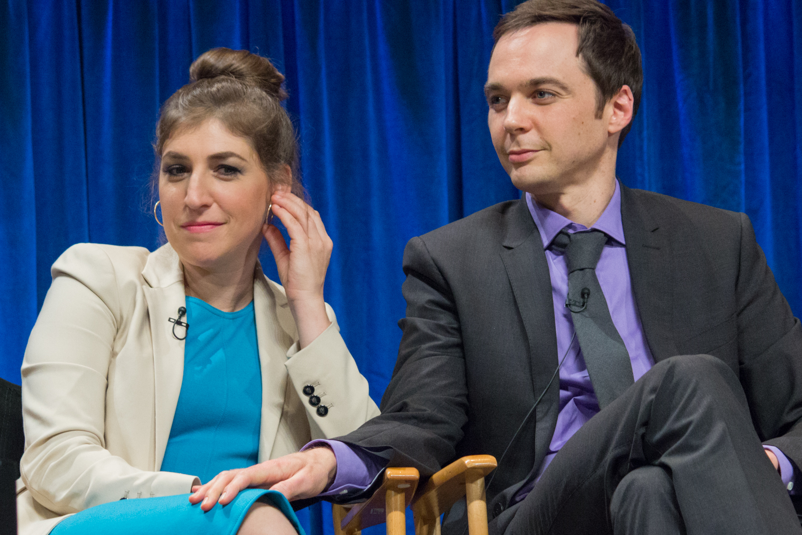 'Big Bang Theory' stars Jim Parsons, Mayim Bialik to Work Together Again in New Comedy