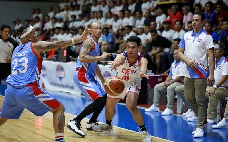 MPBL: Davao Occ. keeps top spot