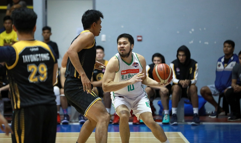 PBA DL: McDavid ends campaign on high note
