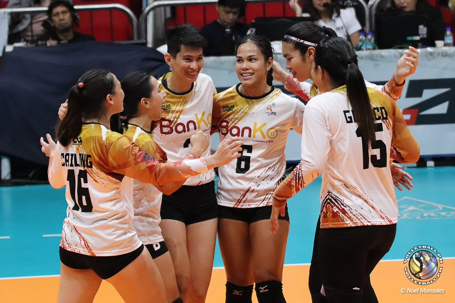Banko Perlas Spikers get revenge by defeating Motolite Power Builders in three