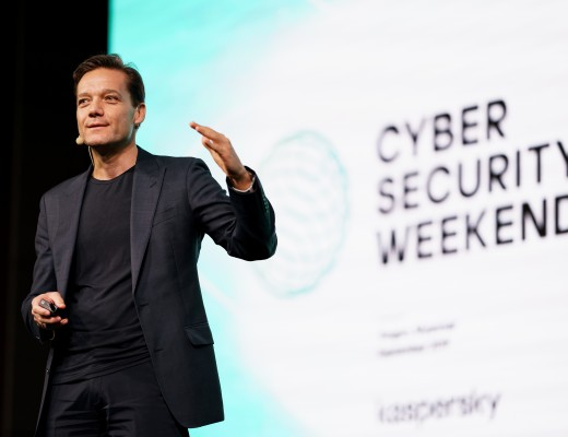Stephan Neumeier, Managing Director for Asia Pacific at Kaspersky