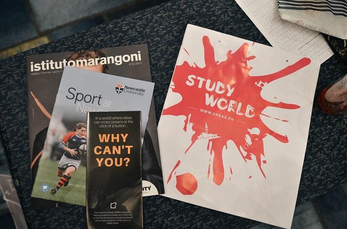 UKEAS Study World Education Fair Returns on October