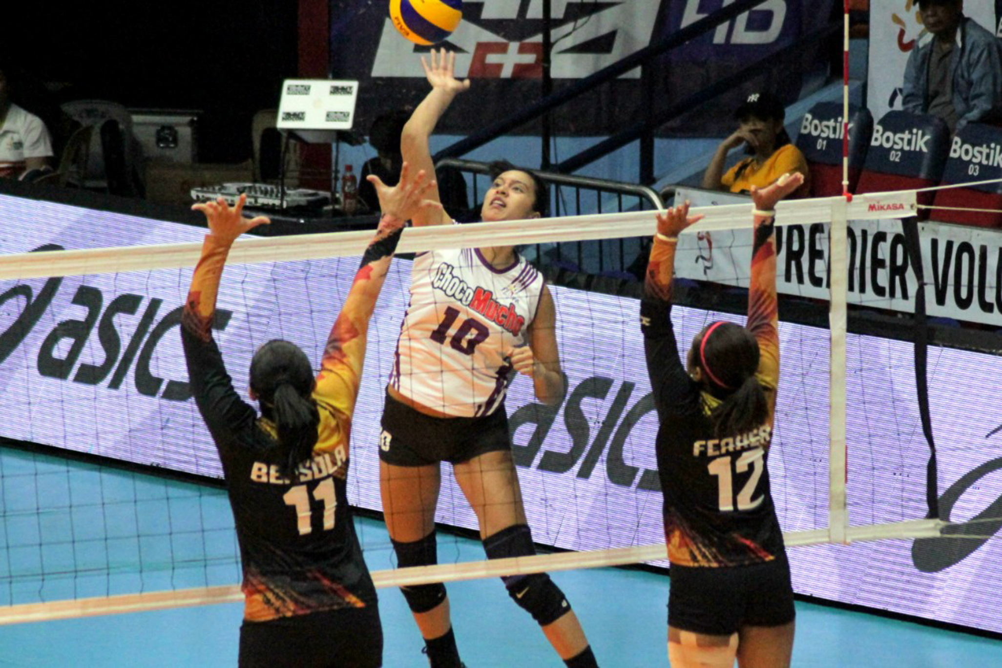 PVL: Flying Titans soar past W Defenders