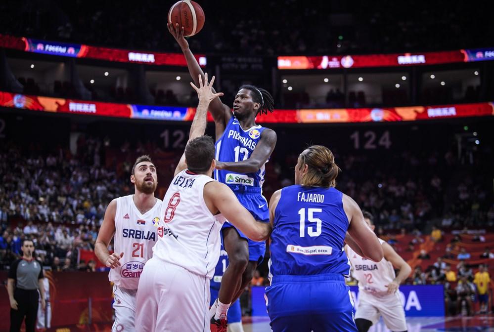 FIBA World Cup 2019: Serbia hands Gilas Pilipinas another thrashing