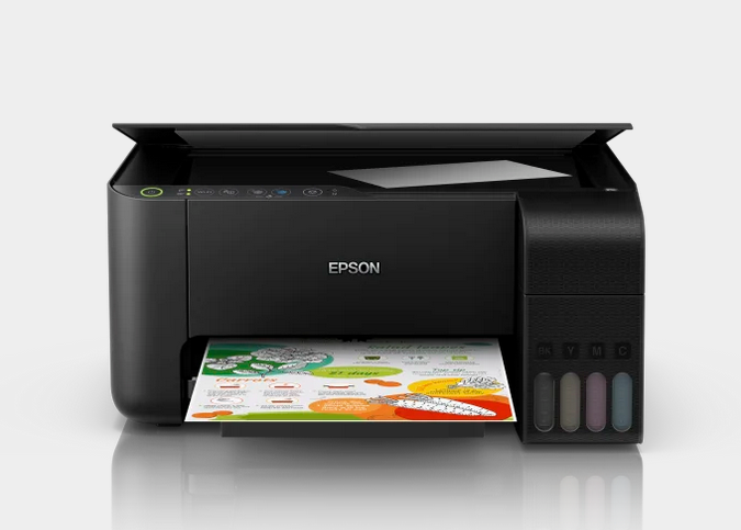 Epson high-capacity ink tank inkjet printer
