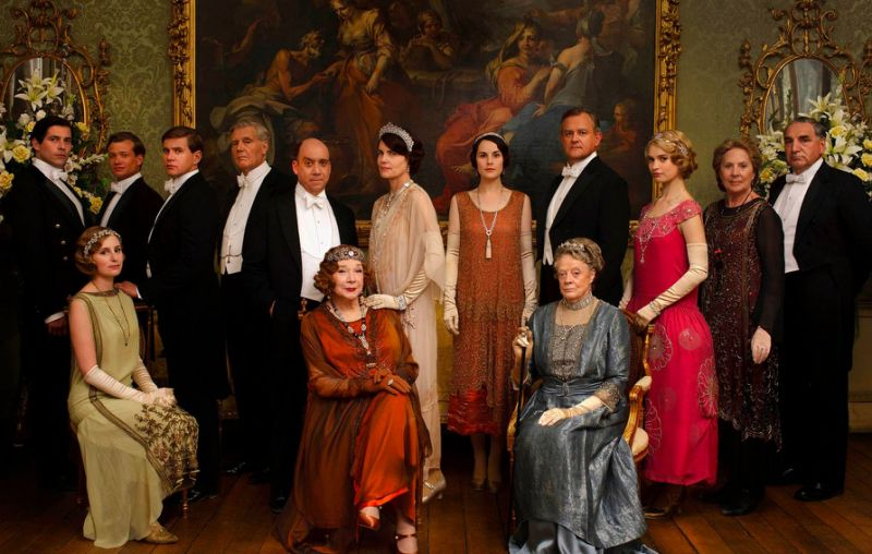 'Downton Abbey' Movie Open To Sequels