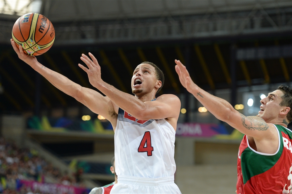 Steph Curry wants to be part of Team USA in 2020 Olympics