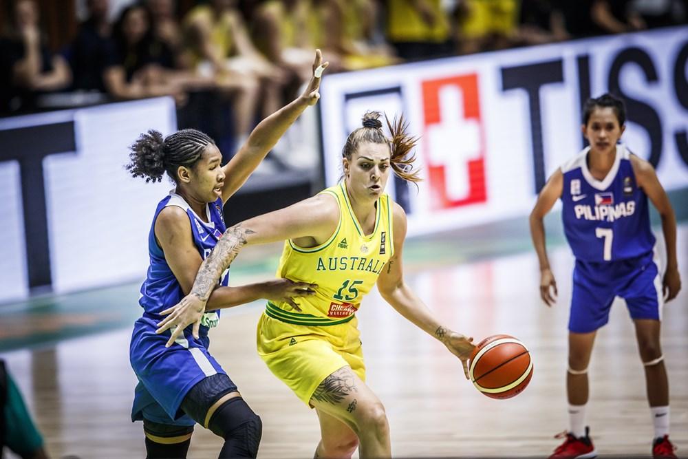 FIBA Asia Women: WNBA players lead Australia in 123-57 thrashing of Gilas