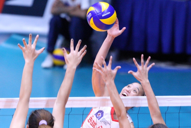 PVL: Jet Spikers break thru, down Red Spikers
