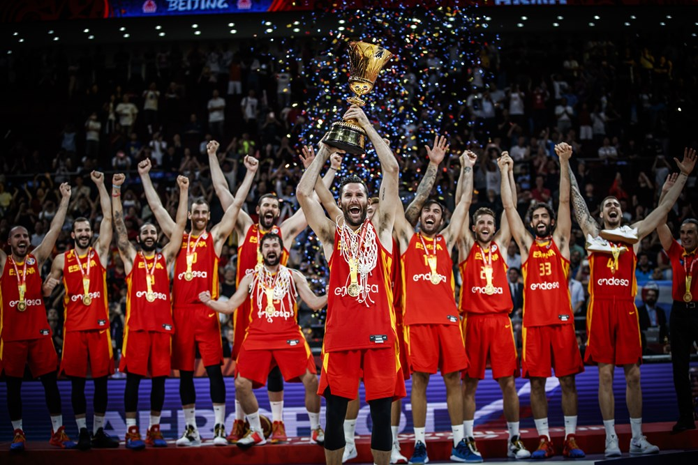 FIBA World Cup: Spain wins second title in China