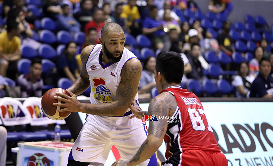 Romeo Travis brushes off significance of showdown vs San Miguel: 'It's not a playoff game'