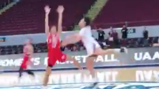 WATCH: Incredible buzzer-beating halfcourt shot allows UP Lady Maroons to win 1st game in 3 years