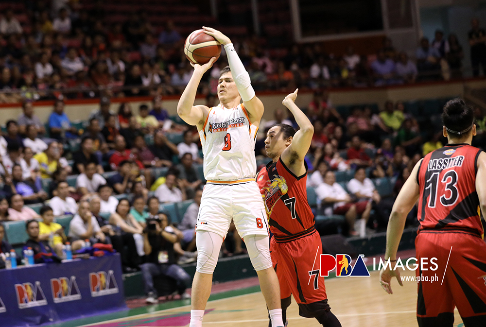 PBA: Northport star Robert Bolick out for 8 months after ACL injury – report