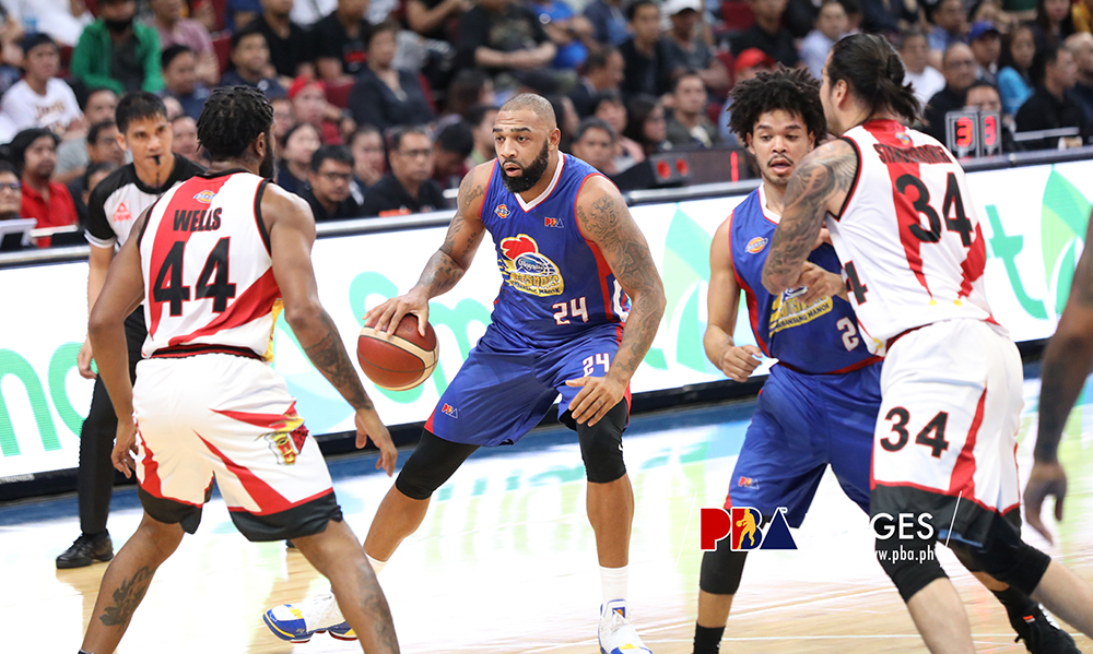 PBA: No replacement yet for Magnolia in spite of Travis injury