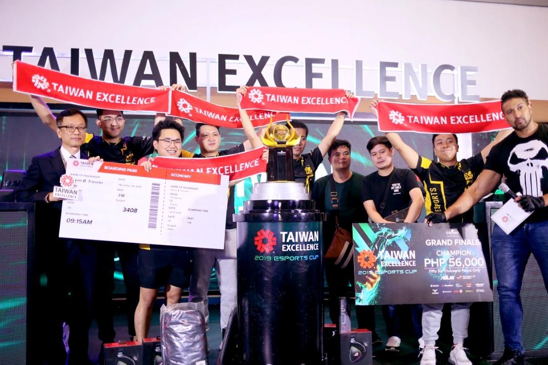 Taiwan Excellence eSports Cup 2019: Bren Esports and CX Blanc triumph