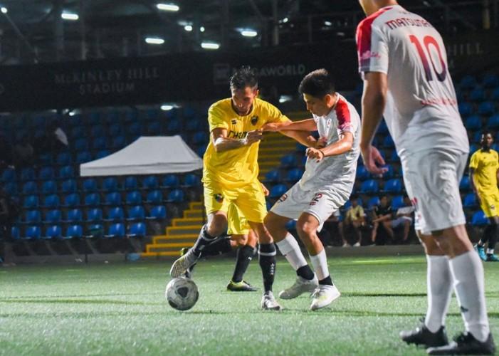 DMatsunaga FA beats Laro FC