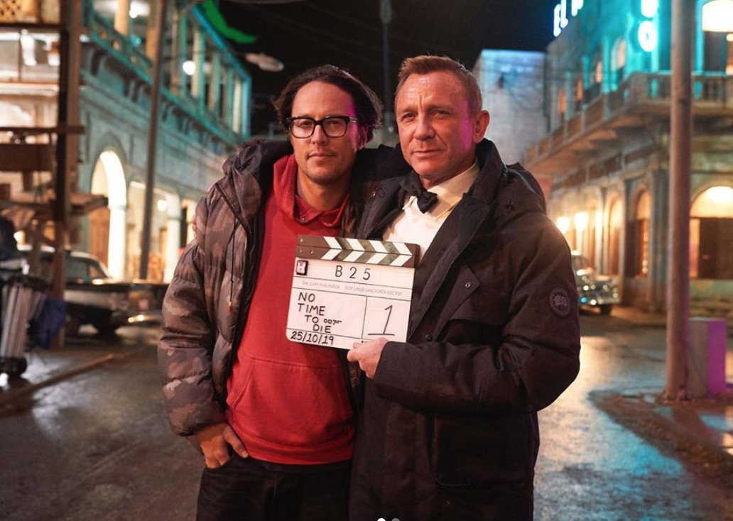Bond 25th Anniversary Movie 'No Time to Die' Completes Filming