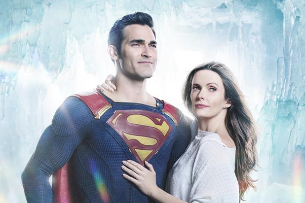 'Superman & Lois' Series in Development, To Star Tyler Hoechlin and Elizabeth Tulloch