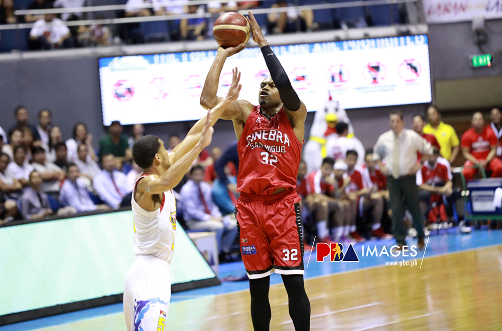 Gilas Pilipinas: Justin Brownlee joins practice, calls it 'special moment'
