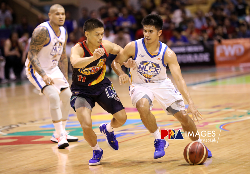 PBA: Ravena not satisfied, says NLEX is gunning for championship