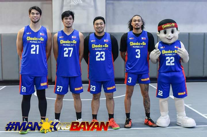Munzon, Pasaol lead Chooks 3×3 PH to sweep of Jakarta tourney