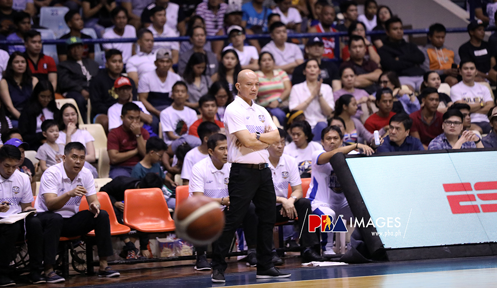 PBA: Guiao says NLEX still needs more experience, not yet in top form