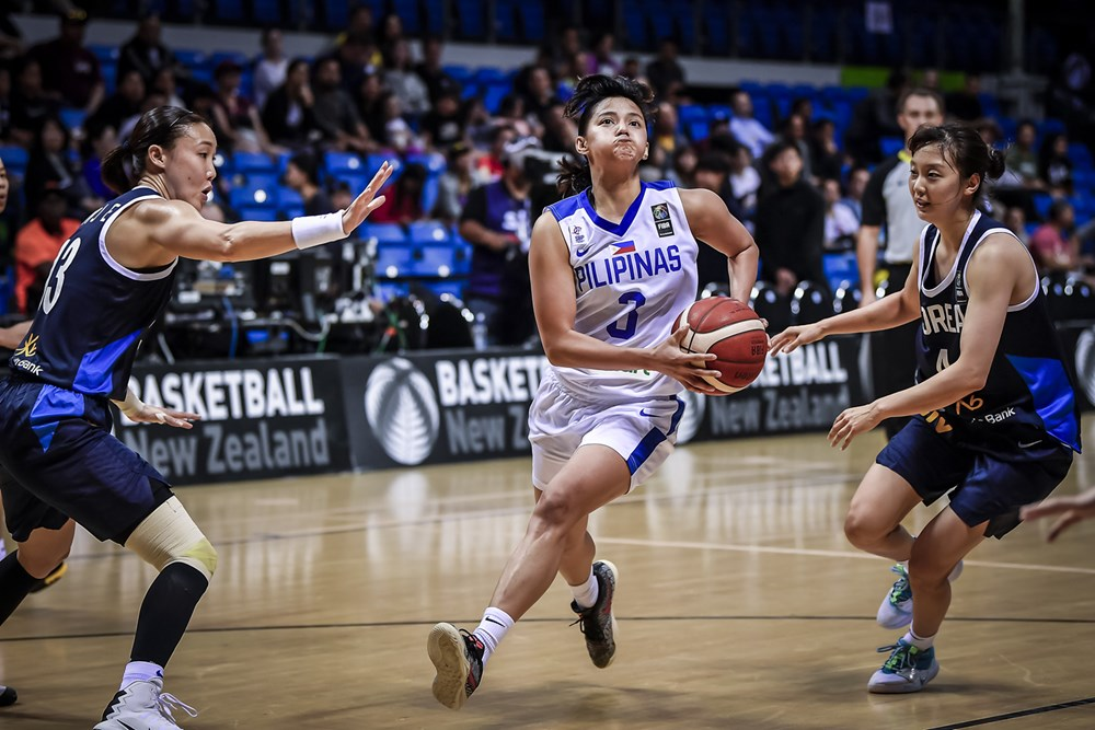 Gilas Women no match for Korea in FIBA Olympic PQT