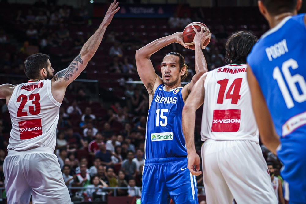 Gilas Pilipinas edges Alab in close tune-up, 98-95; Ravena included in line-up