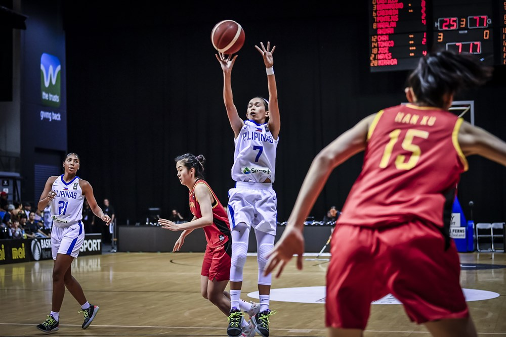 Gilas Women walloped by China, finishes with winless campaign in FIBA Pre-OQT
