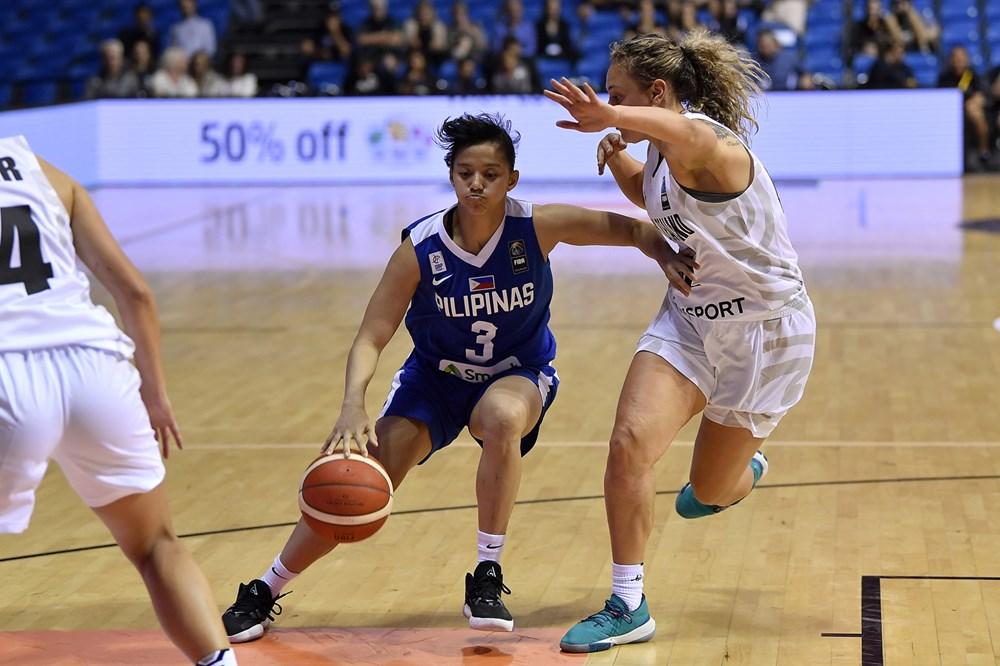 Gilas Women suffer big loss to New Zealand, 111-54 in FIBA Olympic PQT