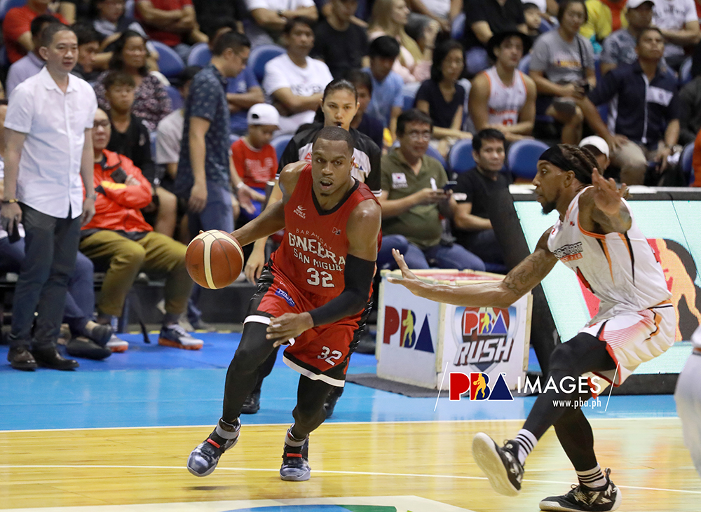 Justin Brownlee 'super motivated' to win another PBA title