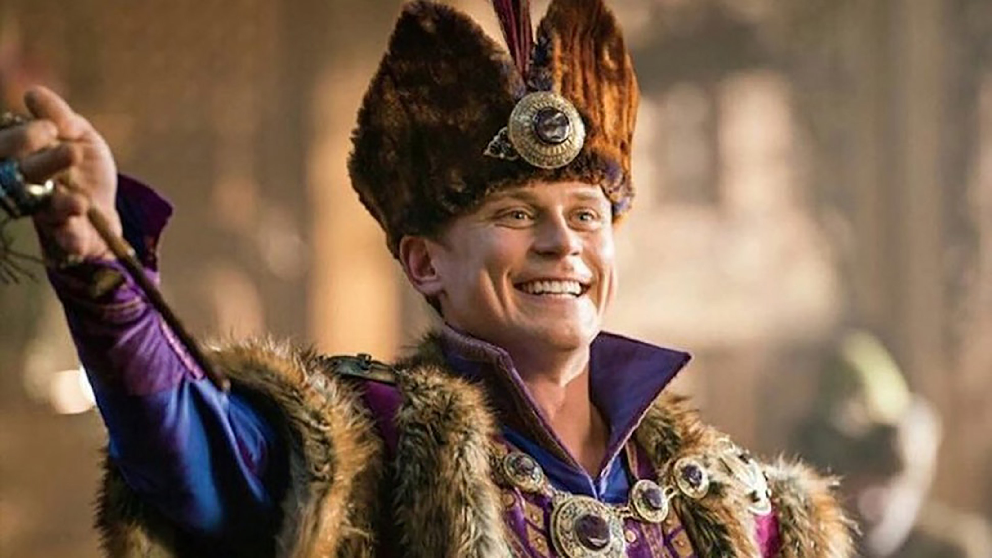 'Aladdin' To Get A Spinoff Featuring Prince Anders