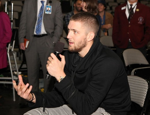 Chandler Parsons [photo by Danny Bolinger | Flickr]