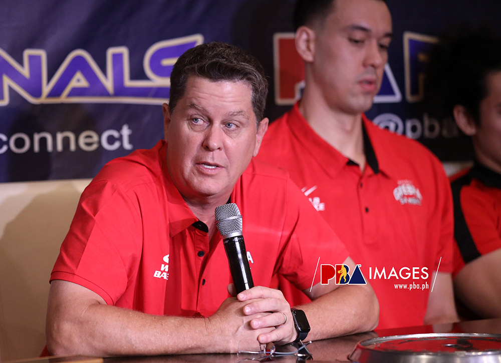 PBA: Tim Cone expects Finals to reach Game 7, but hopes Ginebra can finish early