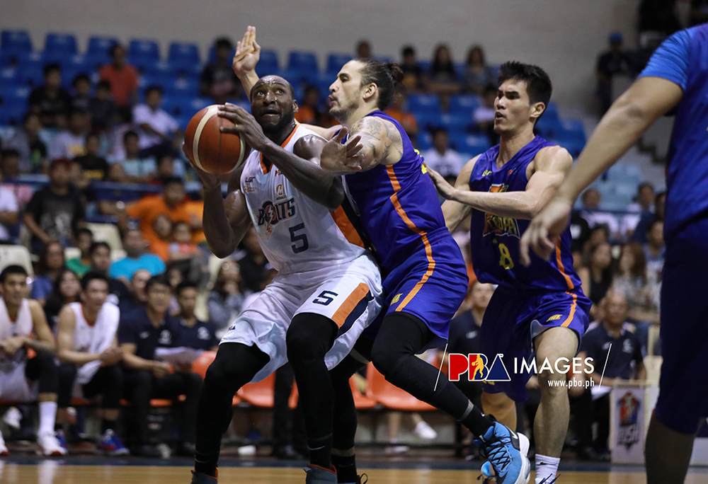 Meralco's Durham looking forward again to tough battle vs Brownlee